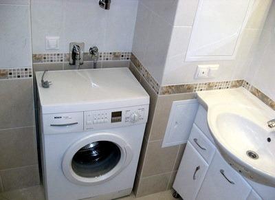 Электрика в ванной схема